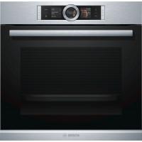 Bosch HBG656LS1 Serie | 8 Beépíthető sütő, nemesacél