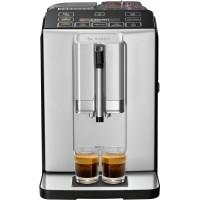 Bosch TIS30321RW VeroCup 300 Automata kávéfőző, fekete/ezüst