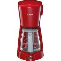 Bosch TKA3A034 CompactClass Extra Filteres kávéfőző, piros