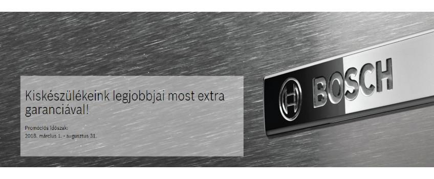 Bosch garancia március