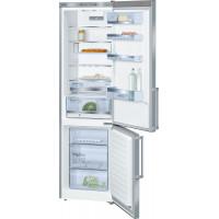 Bosch KGE39BI40 Serie | 6 Nemesacél ajtók Kombinált hűtő / fagyasztó