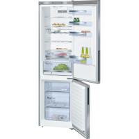 Bosch KGE39DL40 Serie | 6 Inoxlook ajtók Kombinált hűtő / fagyasztó