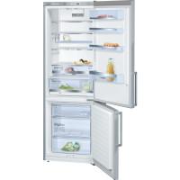 Bosch KGE49BI40 Serie | 6 Nemesacél ajtók Kombinált hűtő / fagyasztó