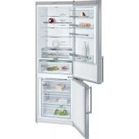 Bosch KGN49AI31  Serie   6 NoFrost, Kombinált hűtő / fagyasztó Nemesacél ajtók