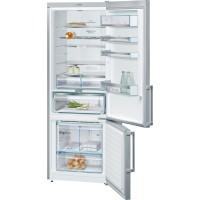 Bosch KGN56AI30 Serie   6 NoFrost, Kombinált hűtő / fagyasztó Nemesacél ajtók