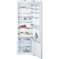 Bosch KIR81AD30 Serie   6 SmartCool Beépíthető hűtőkészülék Lapos ajtópánt rögzítés, SoftClose csillapított ajtózáródás