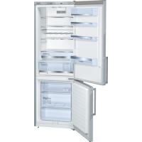 Bosch KGE49AI31 Serie | 6 Nemesacél ajtók Kombinált hűtő / fagyasztó
